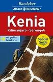 Baedeker Allianz Reiseführer Kenia, Kilimanjaro, Serengeti