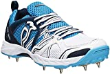 #6: Kookaburra Pro 1500 Spike Cricket Shoe features a lightweight, low profile design with 'cage' technology to offer essential ankle support.