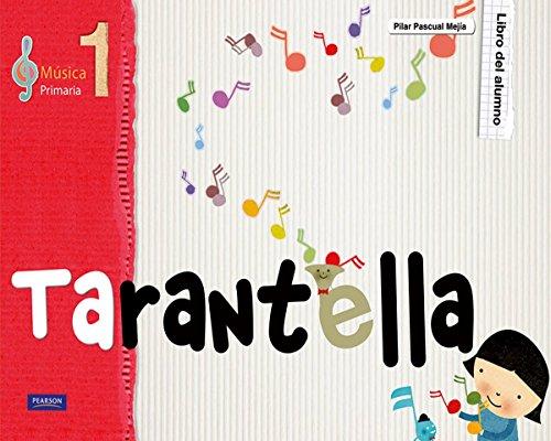 Tarantella 1 libro del alumno - 9788420557991