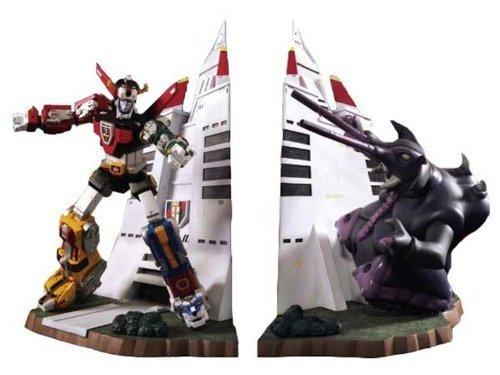 Voltron Lion Force Bookends (Voltron Lion Force)