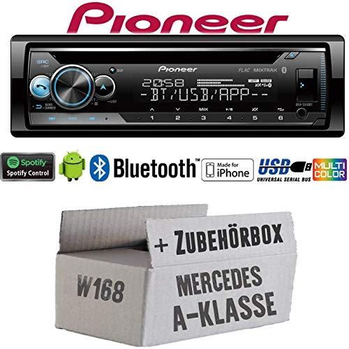 Pioneer MOSFET-Verstärker: 4x 50 W