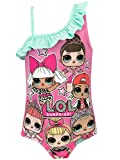 L.O.L Surprise! Girls Dolls Swimsuit Pink