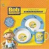 Bob der Baumeister - 3-teiliges Kindergedeck