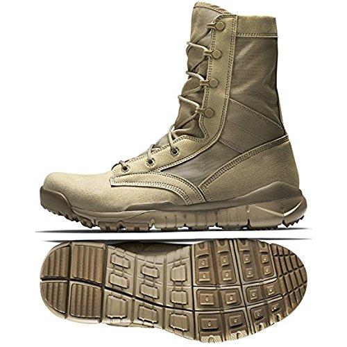 Nike SFB, Stivali di Protezione per Uomo Marrone Size: 36 EU