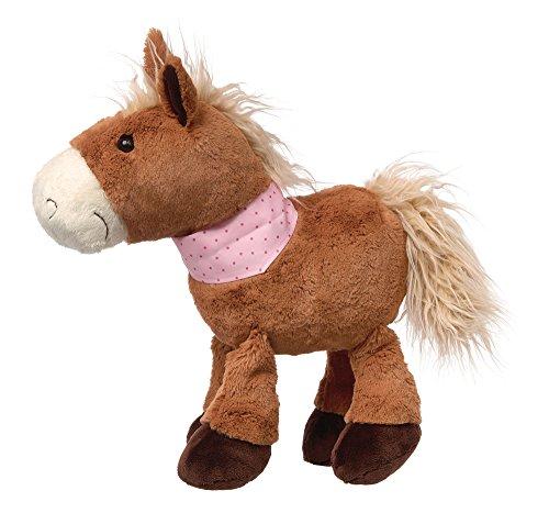 sigikid, Mädchen, Stofftier Pferd groß, Galoppa Paloppa, Sweety, Braun, 41908 - Stofftier Pferd Großes