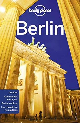 Berlin City Guide - 8ed par  LONELY PLANET