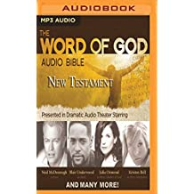 The Word of God Audio Bible: New Testament