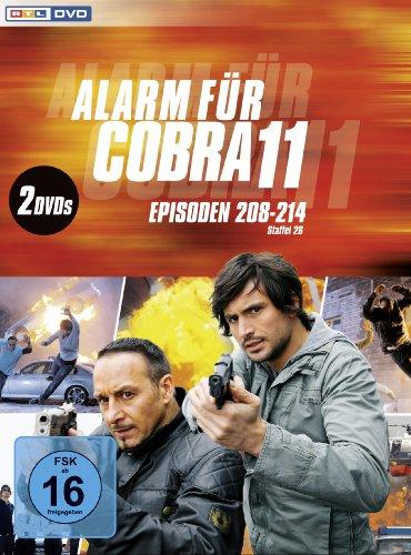 Alarm für Cobra 11 - Staffel 26 (2 DVDs)