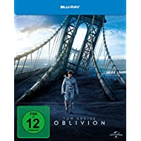 Oblivion (Steelbook) [Blu-ray] [Limited Edition]