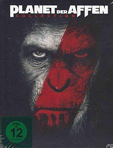Preisvergleich Produktbild Planet der Affen 2ER BOX-SET (Prevolution & Revolution - Exklusiv) NEU