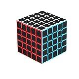 Three Ants [Cultura de ensueño Cubo de Rubik Encanto del Aula dragón Fibra de Carbono de Quinto Orden Cubo de Rubik] Juguetes educativos de Fibra de Carbono de Quinto Orden
