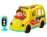 Tut Tut Friends–Bus, Playset (VTech 3480–162922)