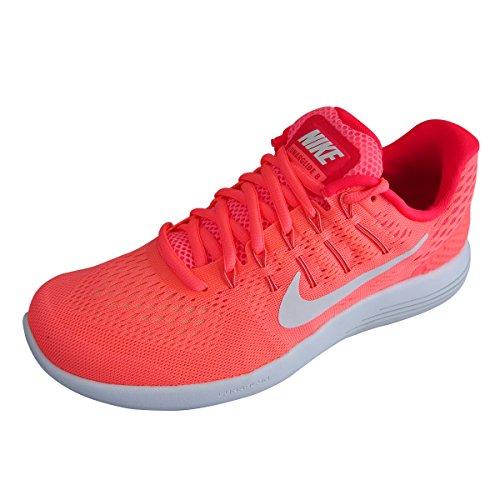 size 40 f7c81 f618c Zapatillas de running Nike Lunarglide 8 Bright Mango / White Brght Crmsn  para mujer 9.5 Mujeres