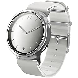 Misfit Wearables Phase SmartWatch, Plata/Blanco