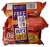 #10: Britannia Good Day Biscuits - Cashew, 5x100g Promo Pack