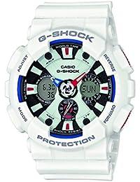 Casio G-Shock – Herren-Armbanduhr mit Analog/Digital-Display und Resin-Armband – GA-120TR-7AER
