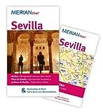 Sevilla: Mit Kartenatlas im Buch und Extra-Karte zum Herausnehmen (MERIAN live) - Thomas Hirsch