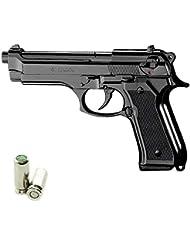 Pistola a Salve KIMAR Beretta 92 Cal.9 PAK   Top Firing   Nera
