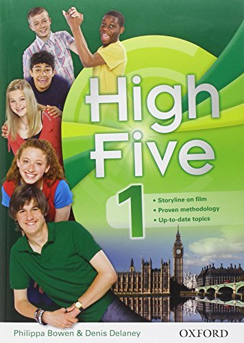 High five. student's book-workbook. con cd audio. per la scuola media: 1