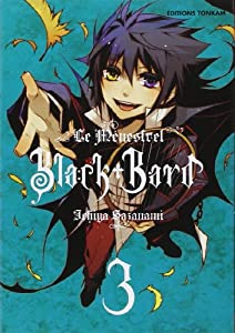 Black Bard Edition simple Tome 3