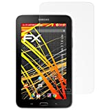 atFolix Folie für Samsung Galaxy Tab 3 7.0 Lite Displayschutzfolie - 2 x FX-Antireflex-HD hochauflösende entspiegelnde Schutzfolie