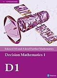 Edexcel AS and A level Further Mathematics Decision Mathematics 1 Textbook + e-book (...
