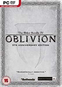 The Elder Scrolls IV: Oblivion - 5th Anniversary Edition (PC CD)