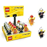LEGO CITY PORTACHIAVI CON LUCE ESPOSITORE 21685425