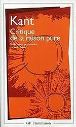 Critique de la raison pure - Traduction, présentation, notes et chronologie par Alain Renaut - Index analytique par Patrick Savidan de Emmanuel Kant