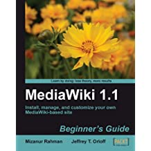 MediaWiki 1.1 Beginner's Guide