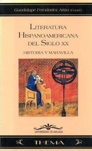 Literatura Hispanoamericana del Siglo XX Cover Image