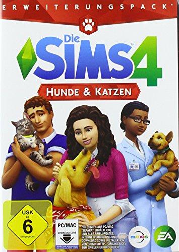 Die Sims 4: Hunde & Katzen (Code in der Box) - [PC] Sims