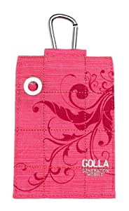 Golla G974 Twister Smart Bag for iPhone 4 / 4S - Pink