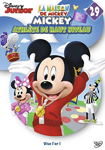 La Maison de Mickey - 29 - Mickey : athlète de haut niveau