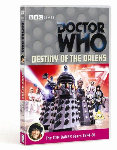 Doctor Who - Destiny of The Daleks [UK Import]