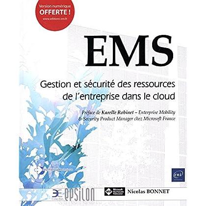 EMS - Gestion et sécurité des ressources de l'entreprise dans le cloud