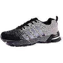Zapatillas De Deporte Unisex Ligero Respirable Zapatos Deportivos Zapatos Para Caminar