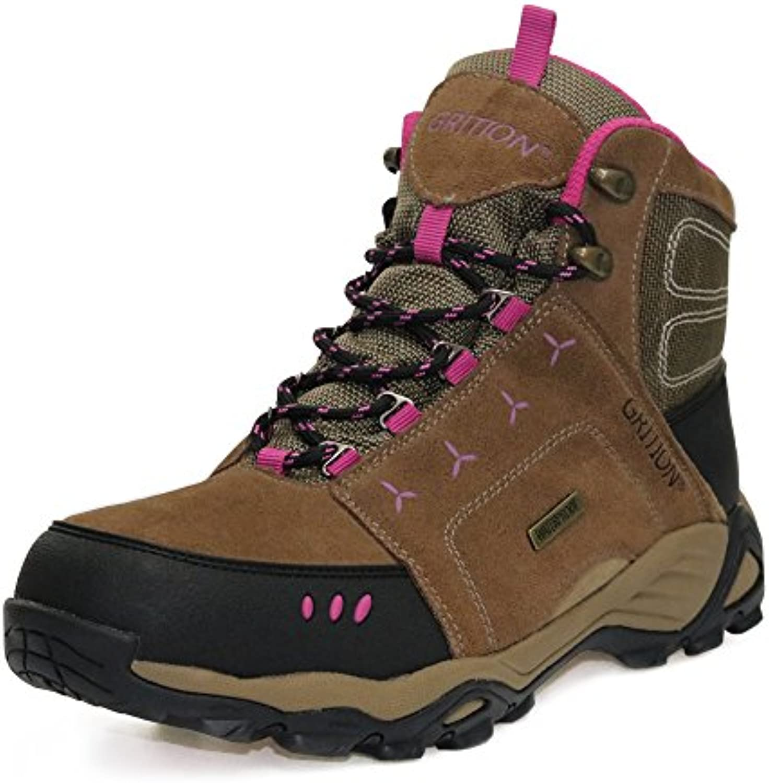 GRITION Donne Scarpe da Trekking All'aperto Viaggiatore Impermeabile Sicurezza in Cima Zaino in Spalla Scarpe... | all'ingrosso  | Uomini/Donne Scarpa