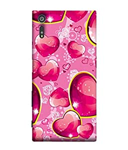 Fuson Designer Back Case Cover for Sony Xperia XR (Girl Friend Boy Friend Mother Father Daughter Sister Wife Life Partner )