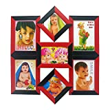 Wall Hanging Collage Frame 7 Photos (4 p...