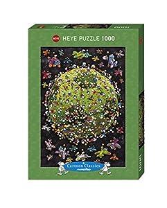 Heye Heye-29359 - Puzle (1000 Piezas), diseño de Mordillo