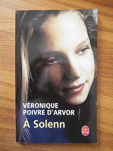 A Solenn / Veronique Poivre d'Arvor / Rf44291