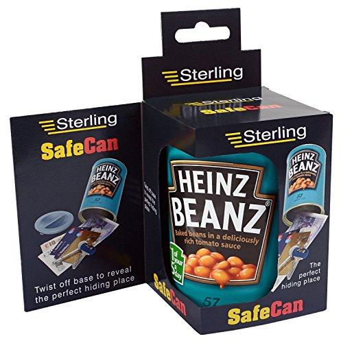 Sterling : Une boite de conserve pas comme les autres - 51wonszWS 2BL - Sterling : Une boite de conserve pas comme les autres