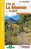 L'île de La Réunion... à pied : 25 promenades et randonnées
