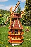 Windmühle 3 stöckig kugelgelagert 1