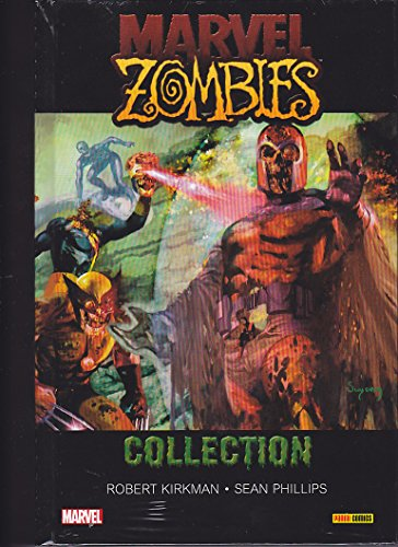 Zombies Hardcover Marvel (Marvel Zombies Collection 1 (444 Expl. lim. Hardcover))