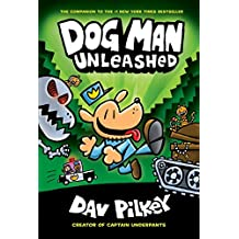 ‏‪Dog Man Unleashed: From the Creator of Captain Underpants (Dog Man #2)‬‏