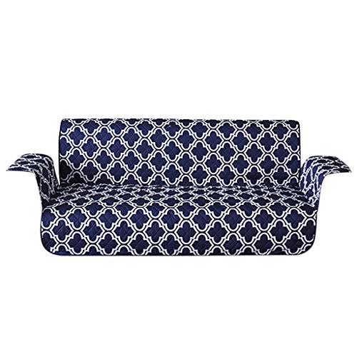 YA-Uzeun Wasserdichter Haustier-Bezug für Sofa, Couch und Möbel, Blau -