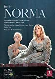 Bellini: Norma (MET Live Recording) [2 DVDs] - Joyce DiDonato, Sondra Radvanovsky, Joseph Calleja, Mathew Rose, Carlo Rizzi