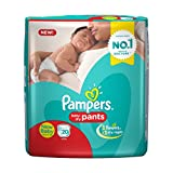 #1: Pampers New Born Size Diaper Pants (20 Count)